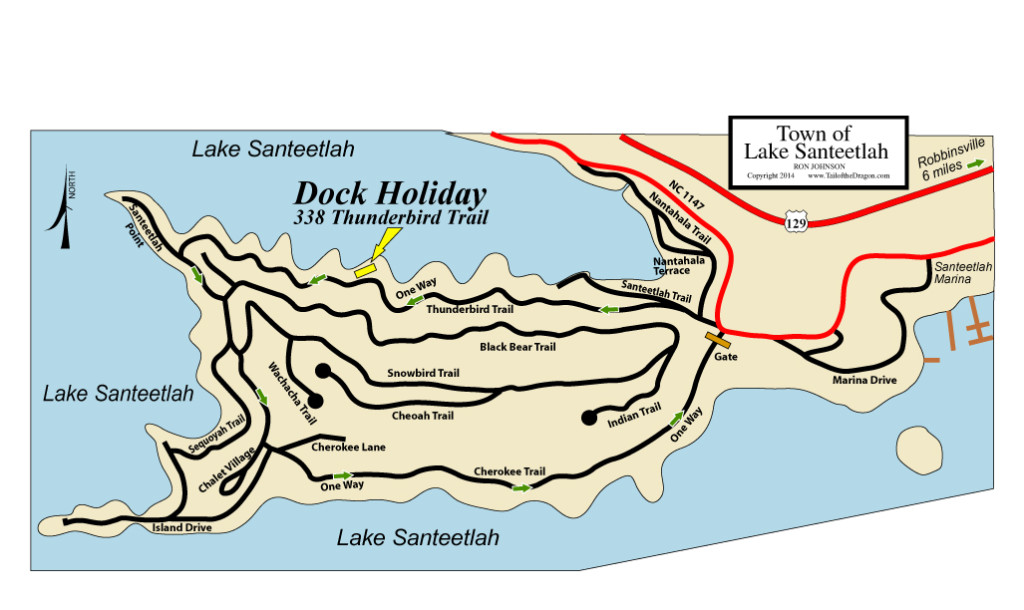 Town of Lake Santeetlah